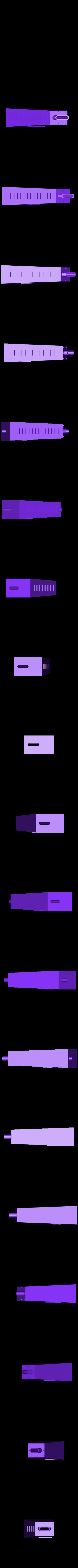 komin.stl Download STL file MONAKO RC MODEL BOAT TUG • 3D printable template, maca-artwork