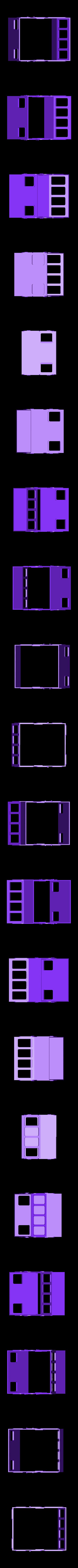 nastavbahorni.stl Download STL file MONAKO RC MODEL BOAT TUG • 3D printable template, maca-artwork