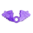 Mom and Child Wing_ Double Wing_ 30 Apr.stl Download STL file Wings Pendent 3D print model • 3D printer template, Cadiaan