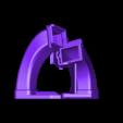 "PLUSFanBracket.stl Download free STL file The ""OptiCooler"" part cooling solution for Wanhao Di3 • 3D printer model, printingotb"