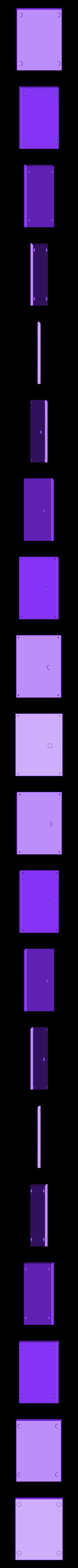 door_photoframe_103_base.stl Télécharger fichier STL gratuit Cadre photo de porte • Objet pour impression 3D, tofuji