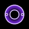 SR04T_sensor.stl Download free STL file Ultrasonic sensor SR04T housing • 3D printer object, mschiller