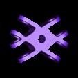 clip_x4_X.stl Télécharger fichier STL gratuit Jeu de construction ChainClip • Modèle à imprimer en 3D, ferjerez3d