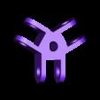 clip_x3.stl Télécharger fichier STL gratuit Jeu de construction ChainClip • Modèle à imprimer en 3D, ferjerez3d