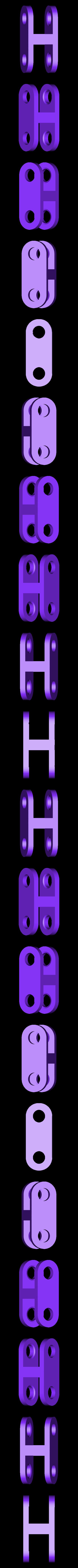 clip_x2.stl Télécharger fichier STL gratuit Jeu de construction ChainClip • Modèle à imprimer en 3D, ferjerez3d