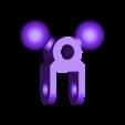 ball_x2_clip_x1.stl Télécharger fichier STL gratuit Jeu de construction ChainClip • Modèle à imprimer en 3D, ferjerez3d
