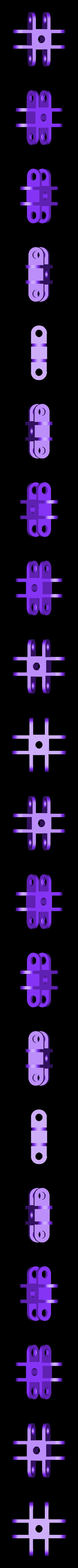 clip_x4.stl Télécharger fichier STL gratuit Jeu de construction ChainClip • Modèle à imprimer en 3D, ferjerez3d