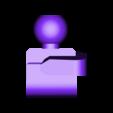 hand_left.stl Download free STL file ChainClip. Robocreatures parts • 3D print object, ferjerez3d