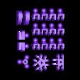 martin.stl Download free STL file ChainClip. Martin the robofighter  • 3D printable design, ferjerez3d