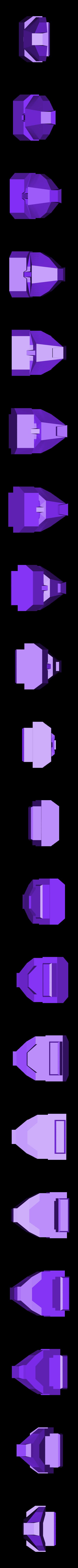 Headface2.stl Download STL file KO TFC Uranos Upgrade Kit IDW Ver • 3D printer object, Toymakr3D