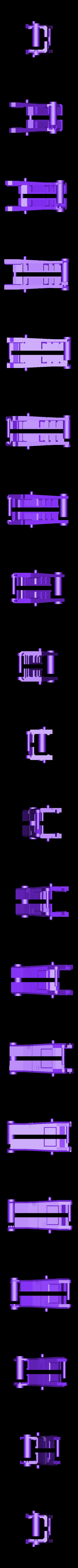 Thighleft1.stl Download STL file KO TFC Uranos Upgrade Kit IDW Ver • 3D printer object, Toymakr3D