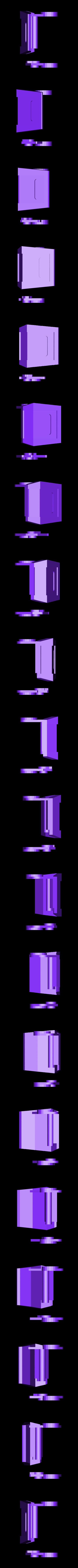 Thighleft3.stl Download STL file KO TFC Uranos Upgrade Kit IDW Ver • 3D printer object, Toymakr3D