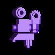 Shoulder.stl Download STL file KO TFC Uranos Upgrade Kit IDW Ver • 3D printer object, Toymakr3D