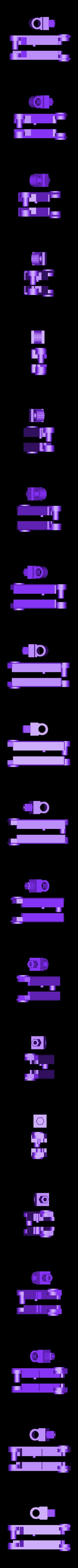 Thighleft2.stl Download STL file KO TFC Uranos Upgrade Kit IDW Ver • 3D printer object, Toymakr3D