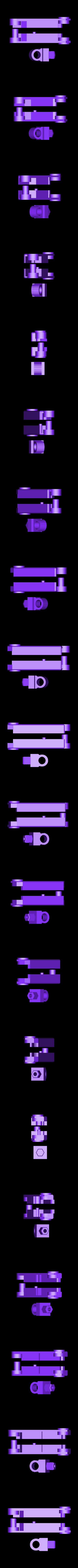 Thighright2.stl Download STL file KO TFC Uranos Upgrade Kit IDW Ver • 3D printer object, Toymakr3D