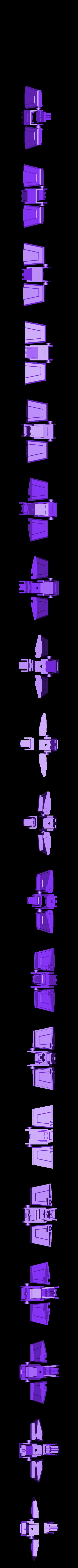 Waistsuperion1.stl Download STL file KO TFC Uranos Upgrade Kit IDW Ver • 3D printer object, Toymakr3D