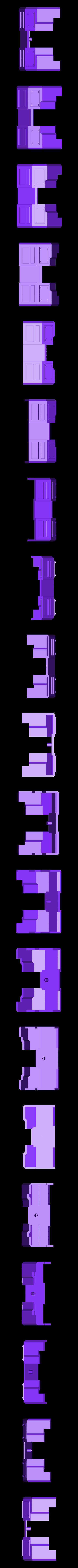 Chest1.stl Download STL file KO TFC Uranos Upgrade Kit IDW Ver • 3D printer object, Toymakr3D