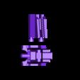 Waistsilverbolt1.stl Download STL file KO TFC Uranos Upgrade Kit IDW Ver • 3D printer object, Toymakr3D