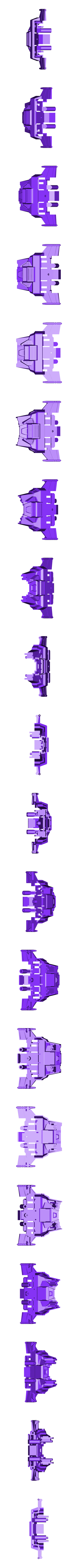 Chest2.stl Download STL file KO TFC Uranos Upgrade Kit IDW Ver • 3D printer object, Toymakr3D