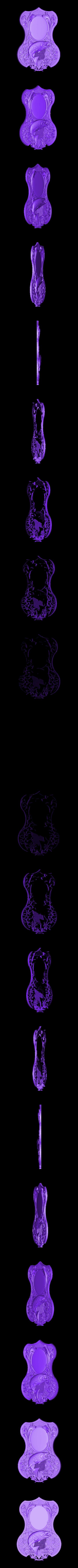906. Panno.stl Download free STL file Fish • Template to 3D print, stl3dmodel