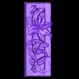 937. Panno.stl Download free STL file Flowers • 3D printable object, stl3dmodel