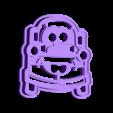 mate.stl Download STL file Cookies Cutter, Mate Cars, Cortante de Galletas Mate Cars • 3D printer design, abauerenator