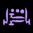 Rocket_all_parts.stl Download free STL file Sliced rocket • 3D printer object, ferjerez3d