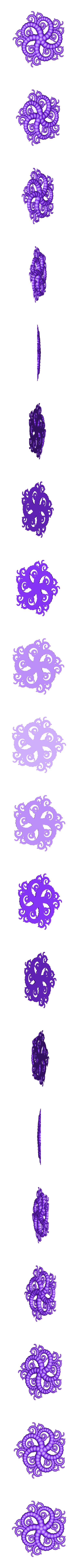5_1_tentacles.stl Download free STL file Tentacle generator • 3D print object, ferjerez3d