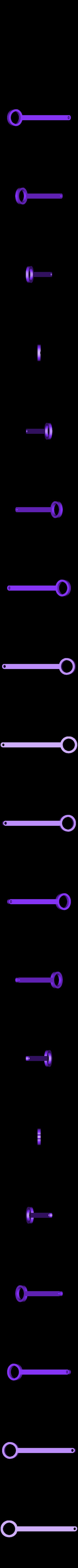 filament_guide.stl Télécharger fichier STL gratuit Filament Spool Wall Mount + Hub • Plan imprimable en 3D, ferjerez3d