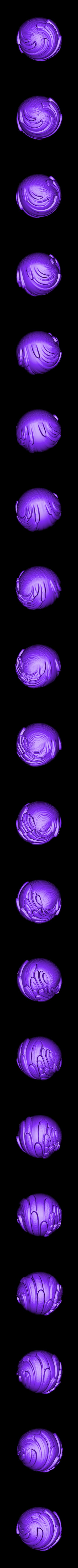 pla2.stl Download free STL file Alien planets • 3D print model, ferjerez3d