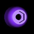 joystick_body.stl Télécharger fichier STL gratuit Mini contrôleur d'arcade • Objet pour imprimante 3D, ferjerez3d