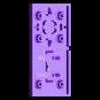 gamepad.stl Télécharger fichier STL gratuit Mini contrôleur d'arcade • Objet pour imprimante 3D, ferjerez3d