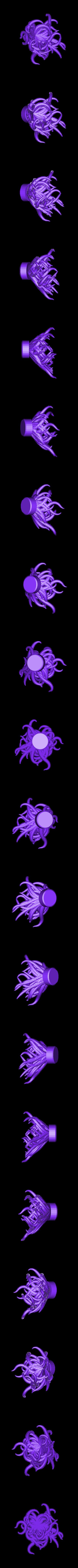 anemone1.stl Download free STL file Plastic Reef #1: Random Anemone Generator • Object to 3D print, ferjerez3d
