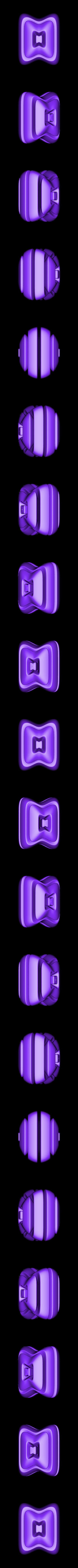 shape5.stl Télécharger fichier STL gratuit Supershape Madness • Plan à imprimer en 3D, ferjerez3d