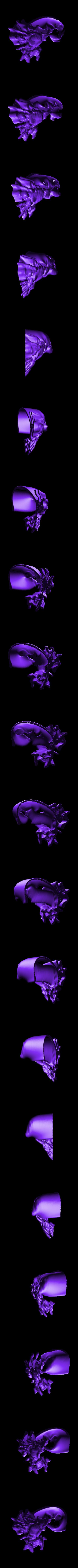 cave4.stl Download free STL file Weird terrain collection • 3D printer object, ferjerez3d