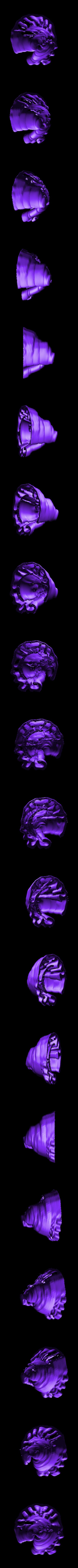 cave1.stl Download free STL file Weird terrain collection • 3D printer object, ferjerez3d
