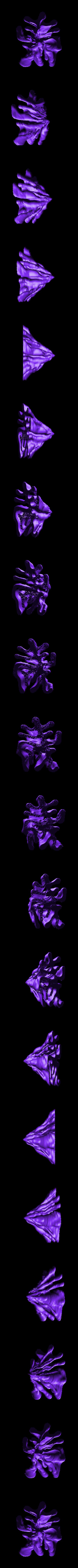 creamy_mountain1.stl Download free STL file Weird terrain collection • 3D printer object, ferjerez3d