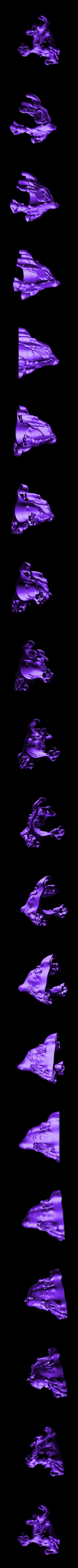 cave3.stl Download free STL file Weird terrain collection • 3D printer object, ferjerez3d