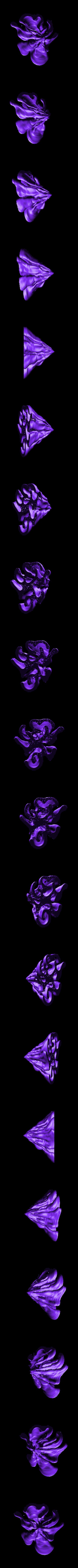 dragonmountain2.stl Download free STL file Weird terrain collection • 3D printer object, ferjerez3d