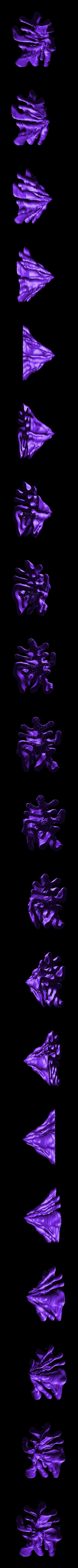 dragonmountain1.stl Download free STL file Weird terrain collection • 3D printer object, ferjerez3d