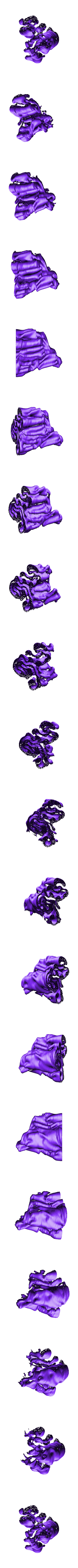 gro2.stl Download free STL file Weird terrain collection • 3D printer object, ferjerez3d
