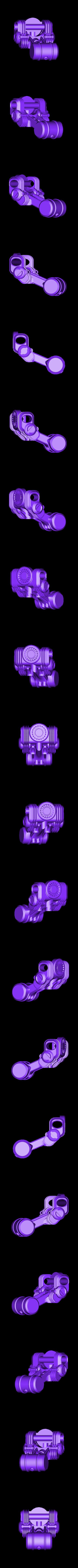 engine.stl Download free STL file Pod Walker • 3D printing object, ferjerez3d