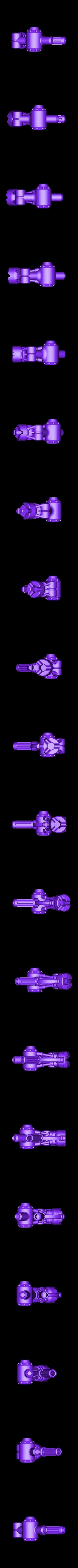 R-leg-leg.stl Download free STL file Pod Walker • 3D printing object, ferjerez3d