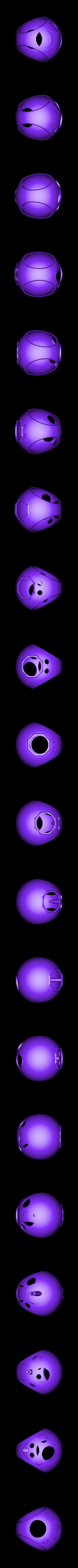 sphere-cabin.stl Download free STL file Pod Walker • 3D printing object, ferjerez3d