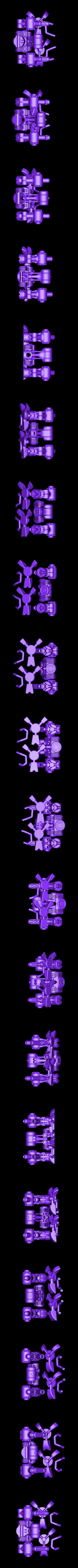 full-color2.stl Download free STL file Pod Walker • 3D printing object, ferjerez3d