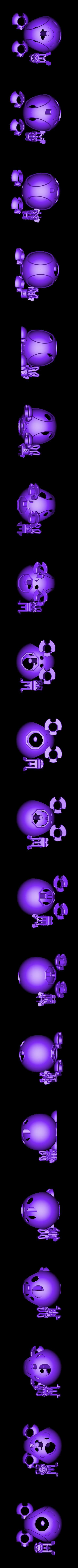 full-color1.stl Download free STL file Pod Walker • 3D printing object, ferjerez3d