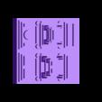tetris_cities_single.stl Download free STL file Tetris Heart Puzzle • Design to 3D print, ferjerez3d