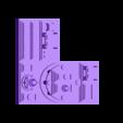 tetris_cities_corner.stl Download free STL file Tetris Heart Puzzle • Design to 3D print, ferjerez3d