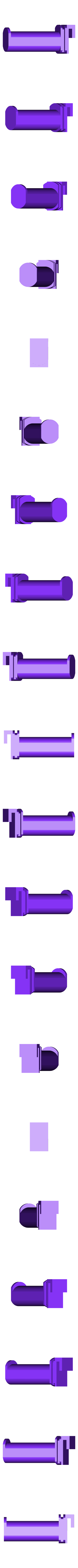 Side-spool--2017.stl Télécharger fichier STL gratuit Porte-bobine latéral pour Flashforge • Plan pour imprimante 3D, itech3dp