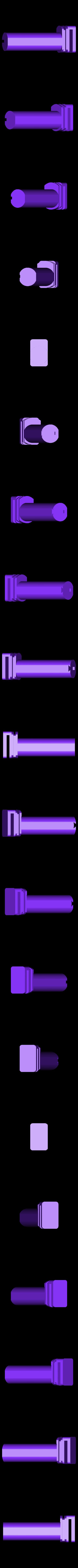 Side-Spool-Shaft.stl Télécharger fichier STL gratuit Porte-bobine latéral pour Flashforge • Plan pour imprimante 3D, itech3dp